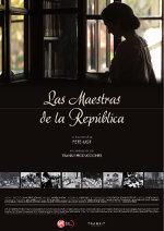 Cartel Las Maestras de la República