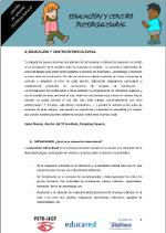 Educación y centro intercultural