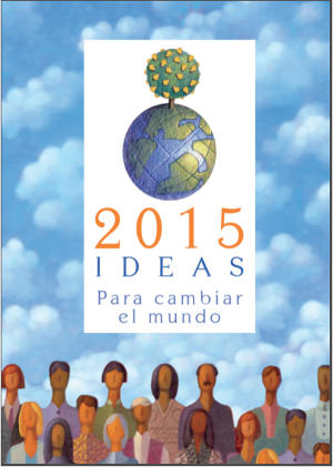 Folleto 2015 ideas para cambiar el mundo