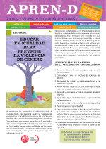 Educar en igualdad para prevenir la violencia de género