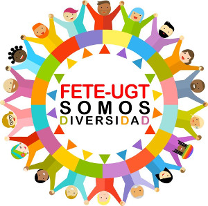Cartel FETE UGT Somos Diversidad